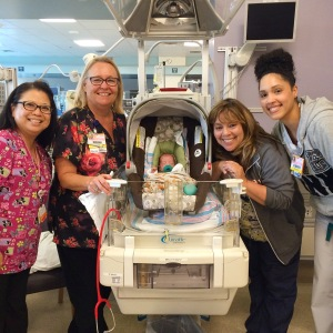 His NICU nurses